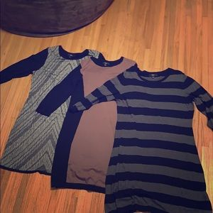 Pack of 3 Mossimo dresses, size XXL. $25 for all 3